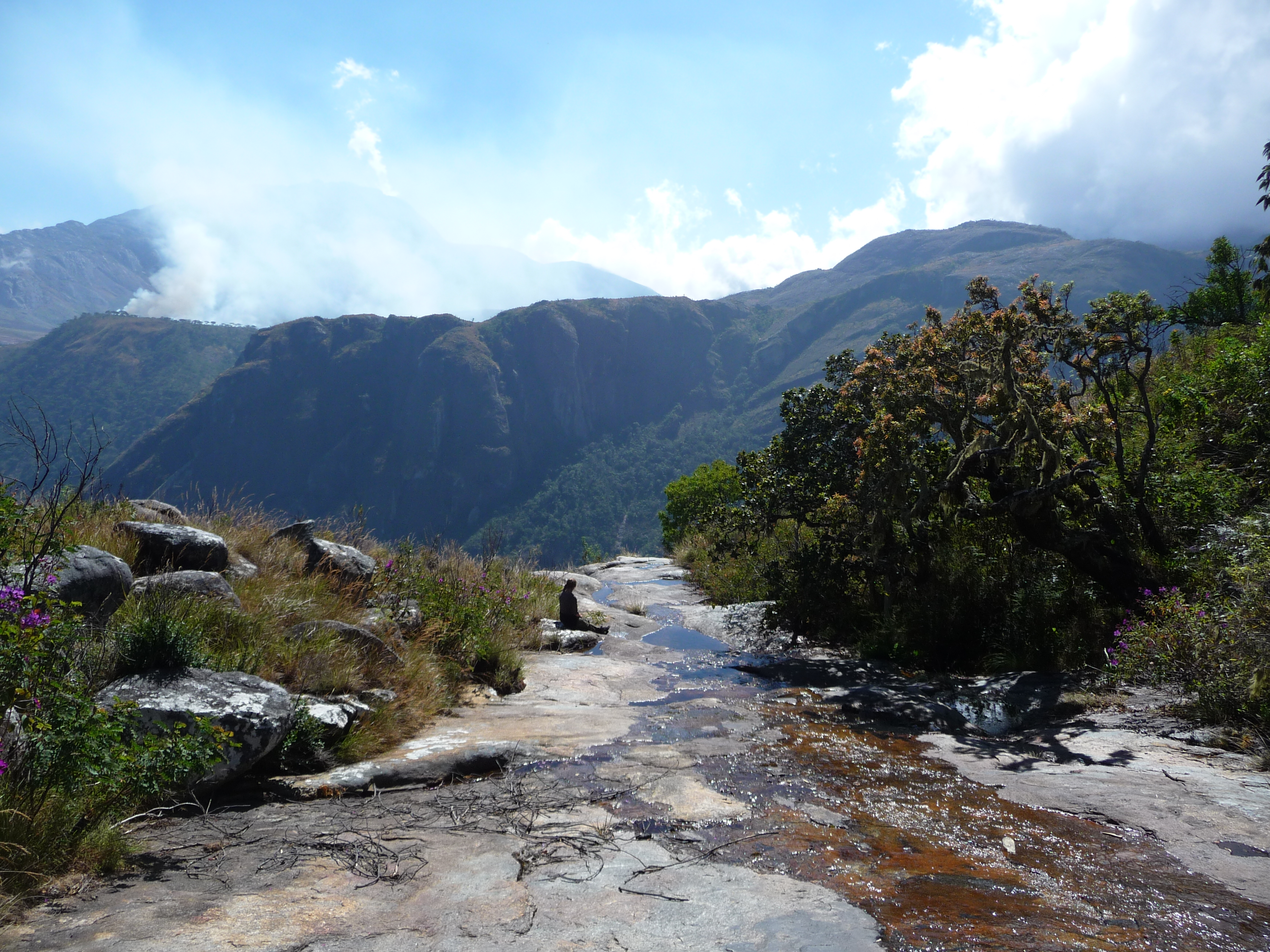 3 days hiking Mount Mulanje 1