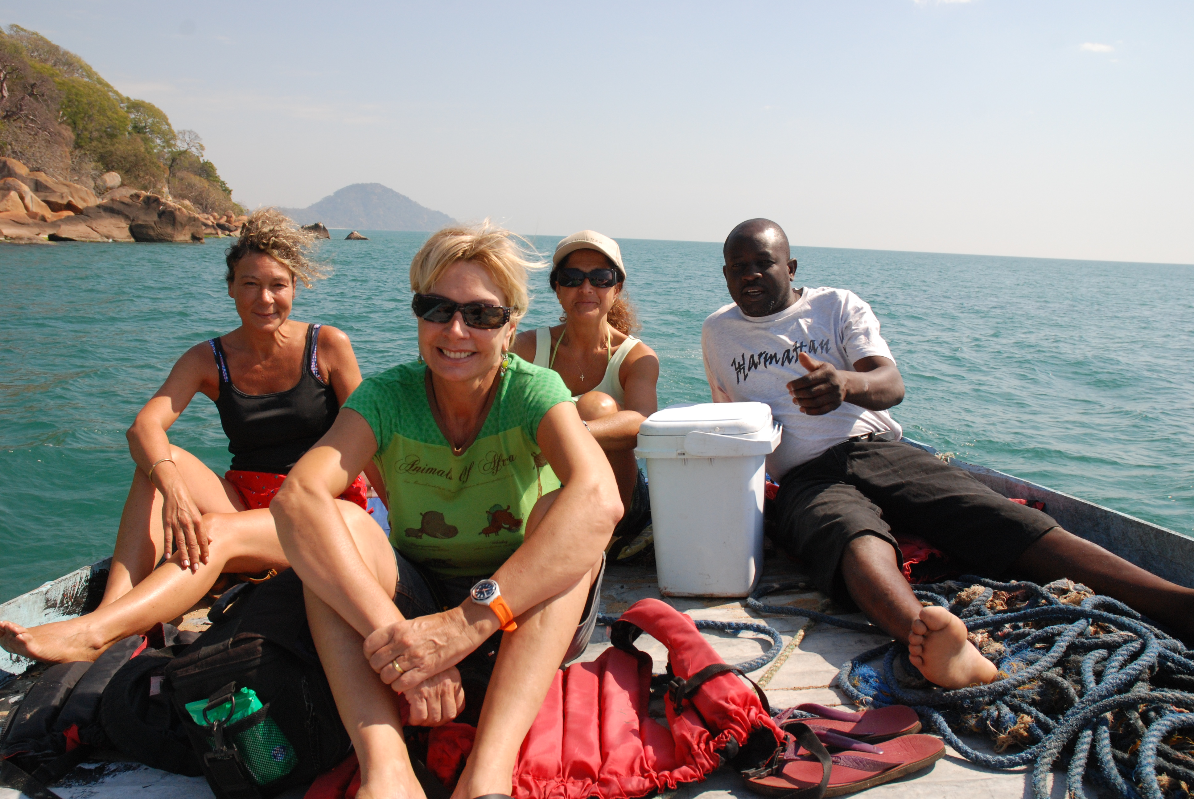 3 days Domwe Island Lake Malawi 3