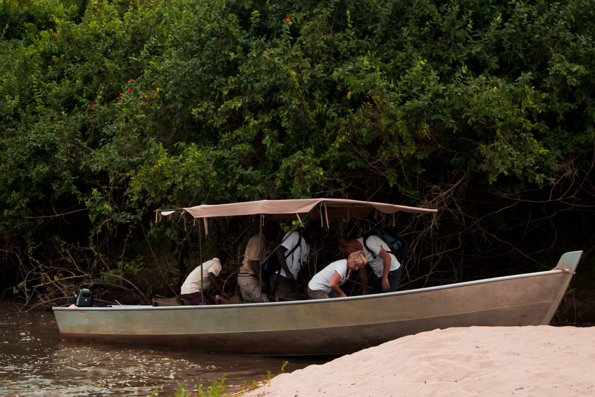 8 Days Selous & Zanzibar Safari  2
